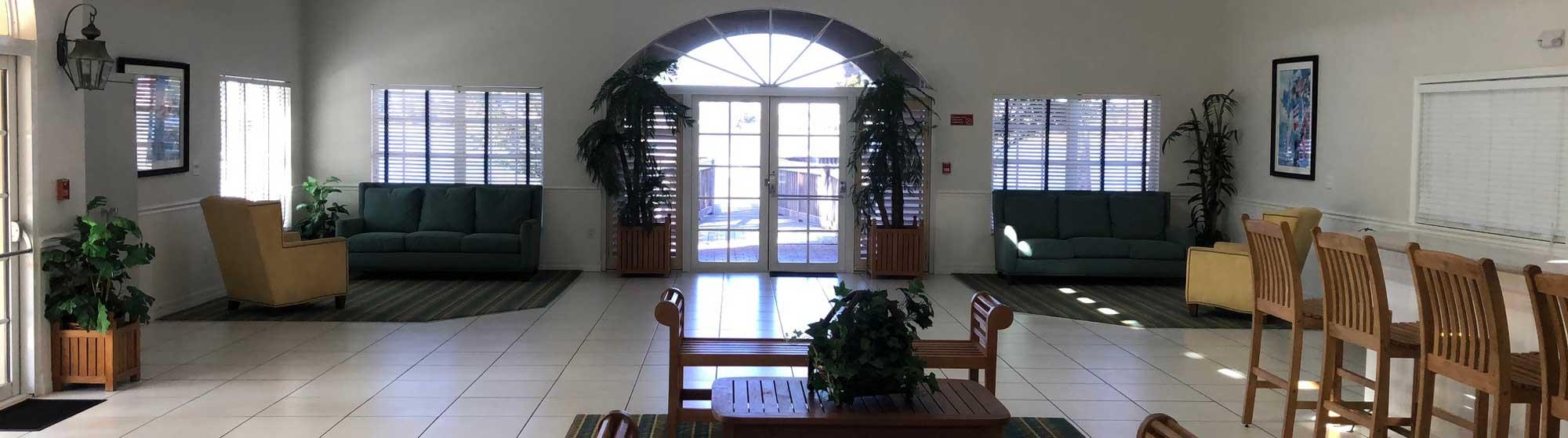 Bonita Lakes Property Management Lobby